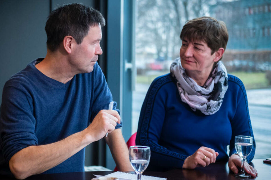 Die Politikerin im Interview mit Redakteur Markus Griese.