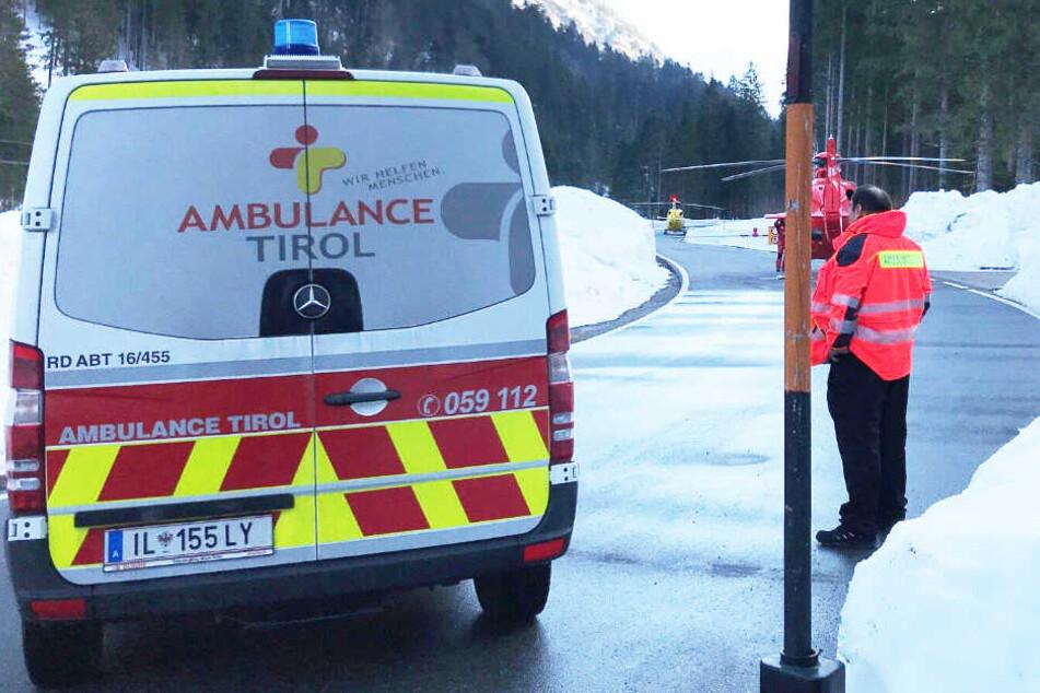 Lawinen-Tragödie in Ammergauer Alpen fordert Todesopfer, Suche nach Vermissten