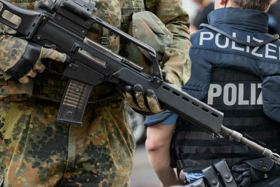Das G36 wird schon lange von der Bundeswehr eingesetzt.