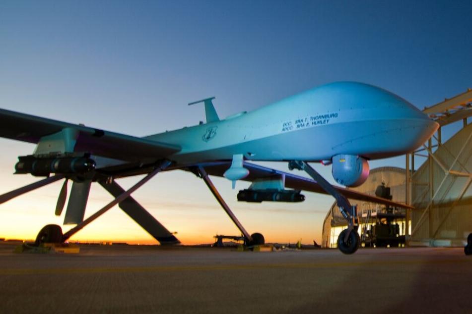 Bei einem US-Drohnen-Angriff kamen Angehörige der Kläger ums Leben. (Symbolbild)