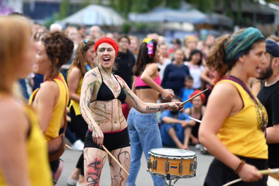 Wird es dieses Bild von tanzenden und singenden Menschen nächstes Jahr nicht geben?