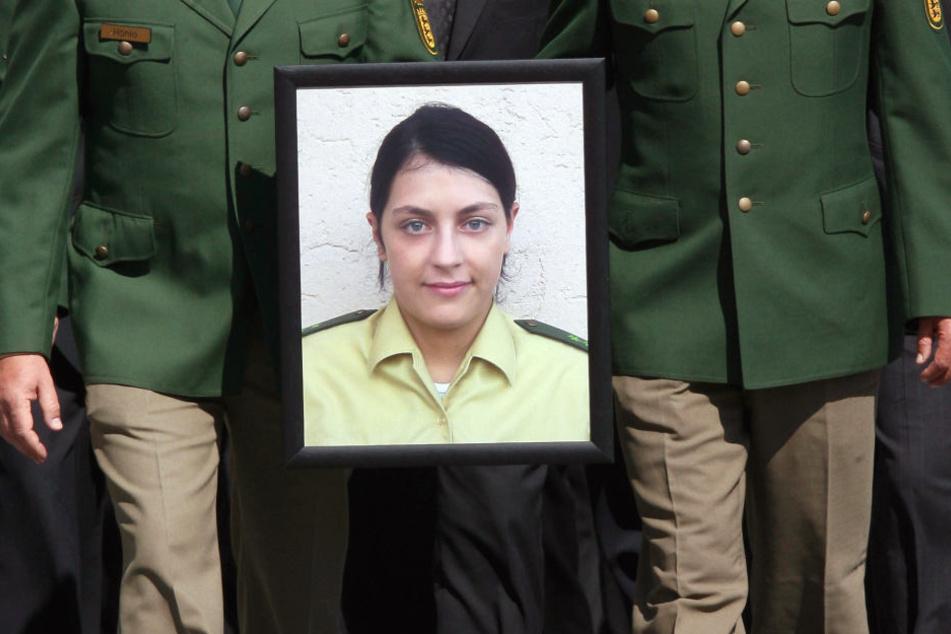 Die damals 22-jährige Polizisten Michéle Kiesewetter wurde im April 2007 ermordet.