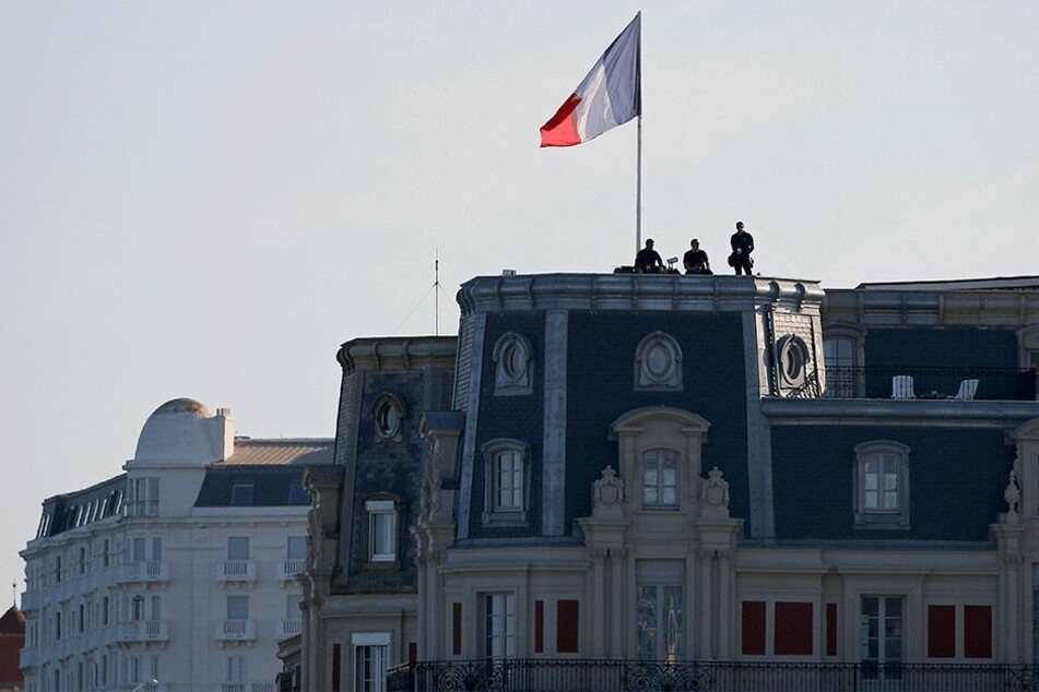 Krawalle beim G7-Gipfel? Drei junge Deutsche in Frankreich verurteilt
