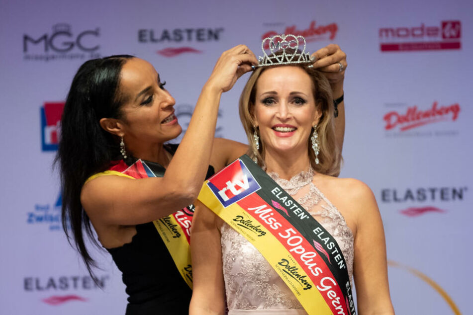 Im November gewann Evelyn Reißmann (52) die Wahl zur Miss 50plus Germany 2019.