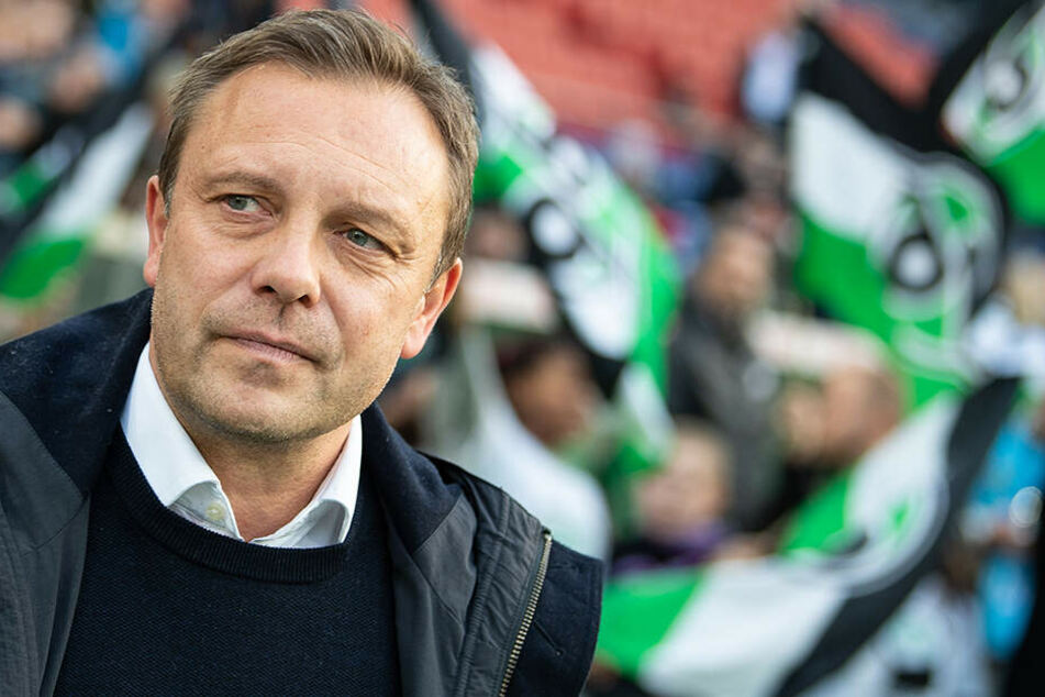 Wurde bei Hannover 96 als Trainer entlassen: André Breitenreiter.