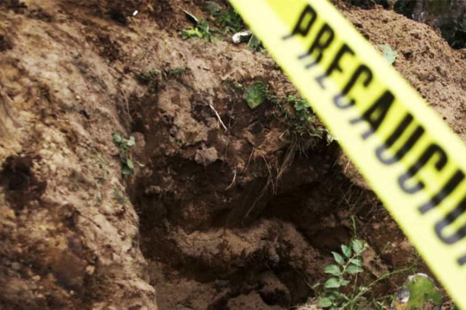 Horror-Fund! Verborgene Gräber mit 69 Toten entdeckt