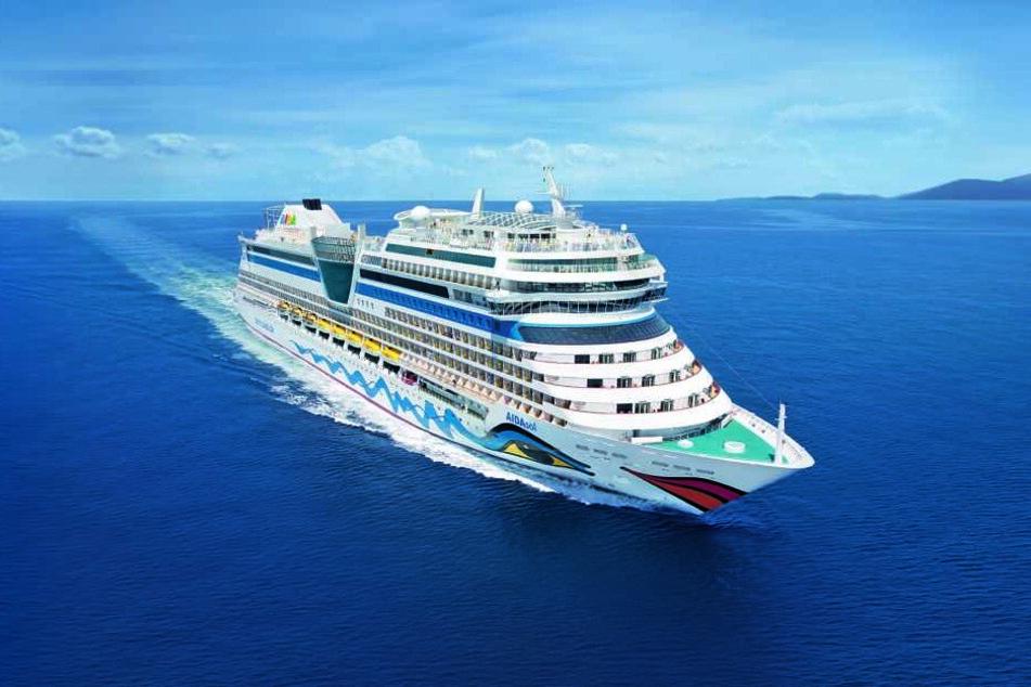Luxus in mediterranem Flair auf der AIDAsol!