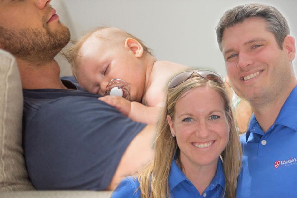 Vater warnt Eltern: So bringt Ihr Euer Baby in Lebensgefahr!