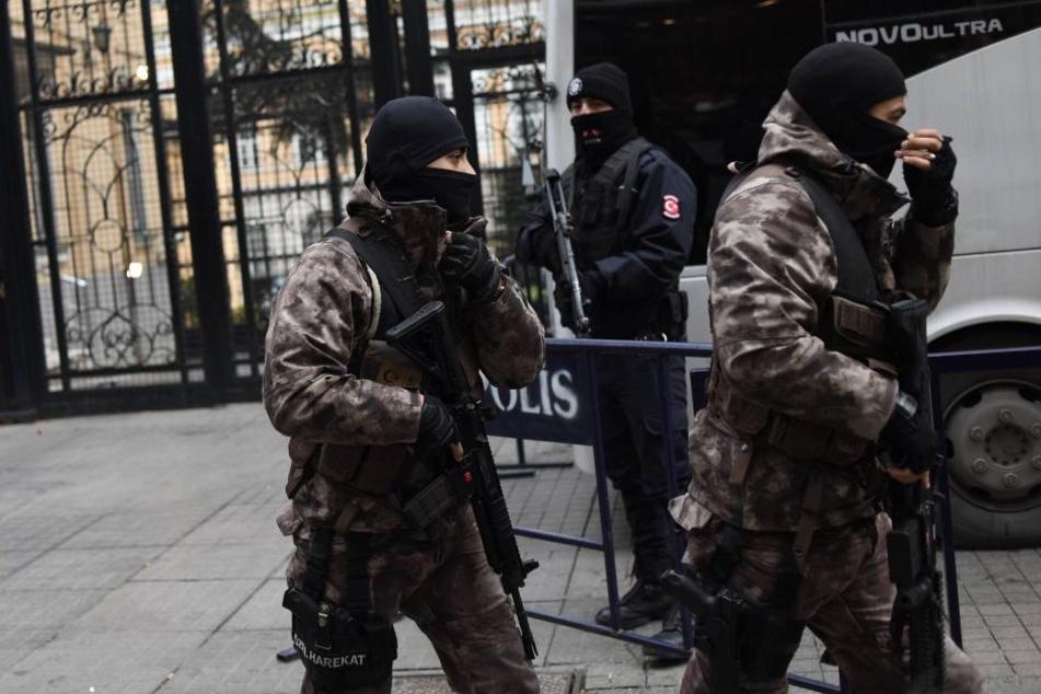 Die Polizei nahm 1682 Verdächtige im Kampf gegen den Terror fest. (Symbolfoto)
