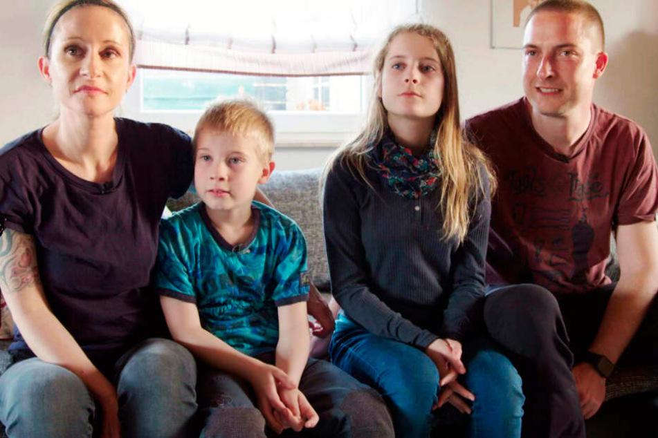MDR-Experiment: Familie Döring will ihr Leben klimafreundlicher gestalten