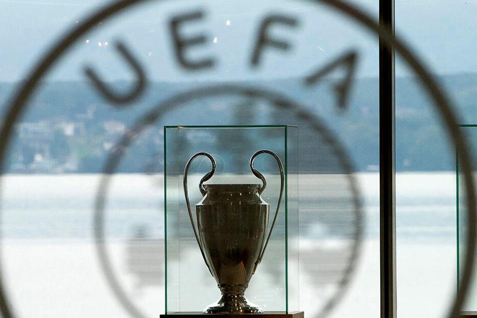 Der Sieger der UEFA Champions League bekommt 19 Millionen Euro.