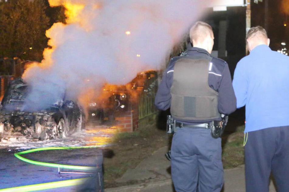 Politische Gründe? Auto von AfD-Mitglied abgefackelt!