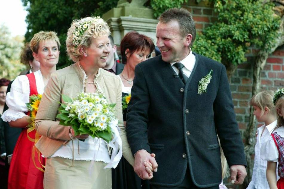 """Bauer Herbert und seine Karin waren das erste """"Bauer sucht Frau""""-Ehepaar. Doch nach einigen Jahren trennten sie sich."""
