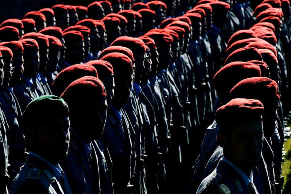 Die Zahl der sexuellen Übergriffe bei der Bundeswehr ist dramatisch angestiegen. (Symbolbild)