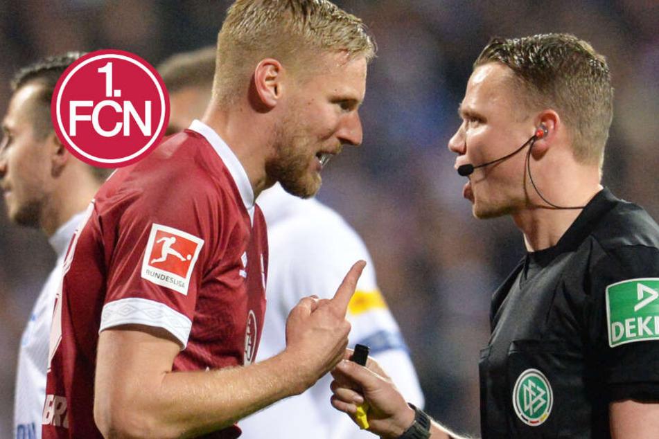 Bundesliga-Tor der Nürnberger nicht gegeben: Es geht vor Gericht!