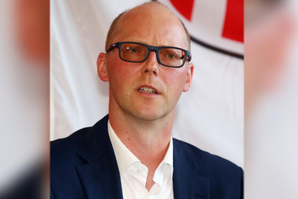 FSV-Vorstandschef Tobias Leege muss finanzielle Mittel für seinen Verein nachweisen.