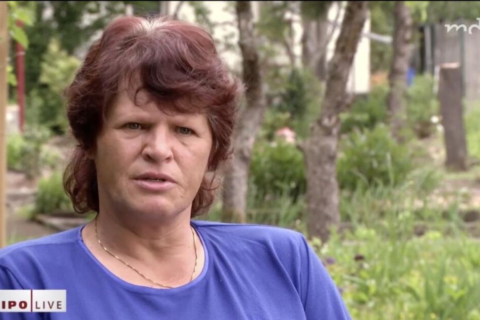 Sylvia Hänsel (54) wurde von einem Mann überfallen, verletzt und ausgeraubt.