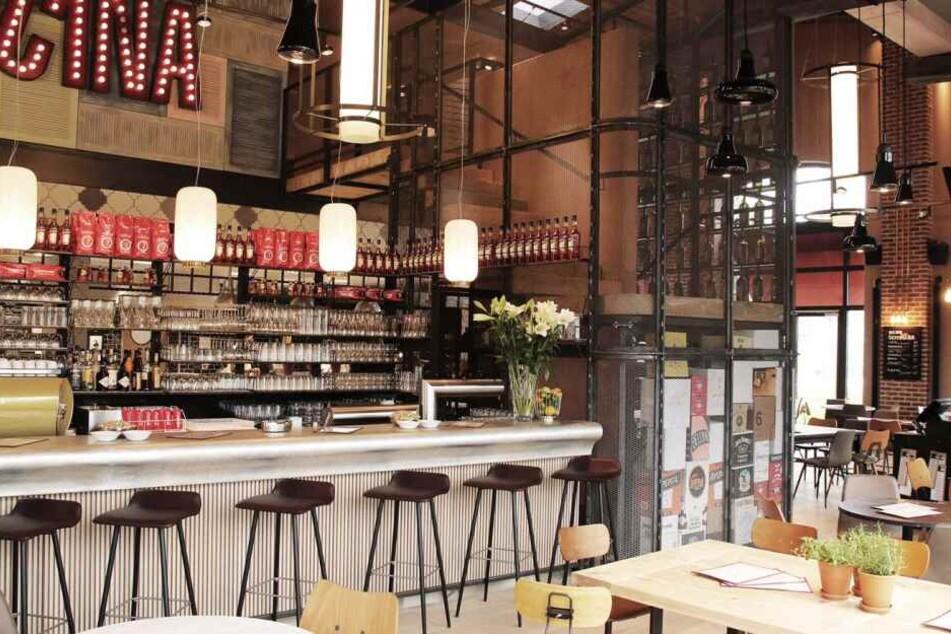 In Dresden und Leipzig gibt es bereits L'Osteria-Restaurants.