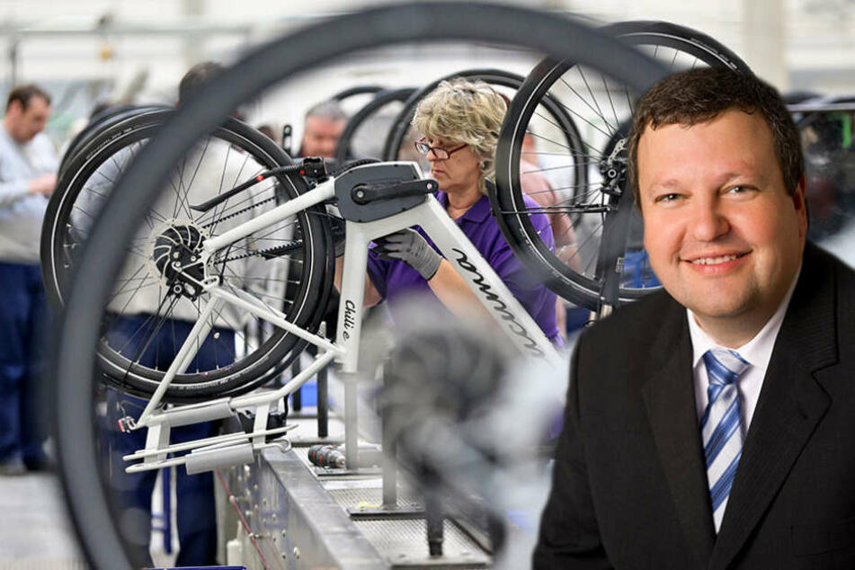 Trabant als Fahrradmarke? Sachsenring will Mifa retten