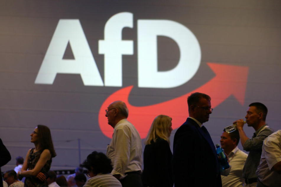 Einige Abgeordnete der AfD haben ihre Parteibeiträge nicht gezahlt. (Symbolbild)