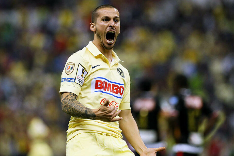 Auch in Mexiko spielte Dario Benedetto.