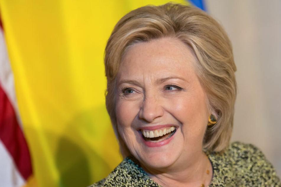 Hillary Clinton kommt zur Berlinale.