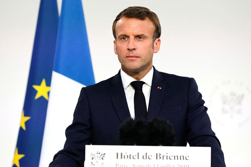 Fünf Jahre Dauer, so der ehrgeizige Plan von Frankreichs Staatschef Emanuel Macron für den Wiederaufbau.