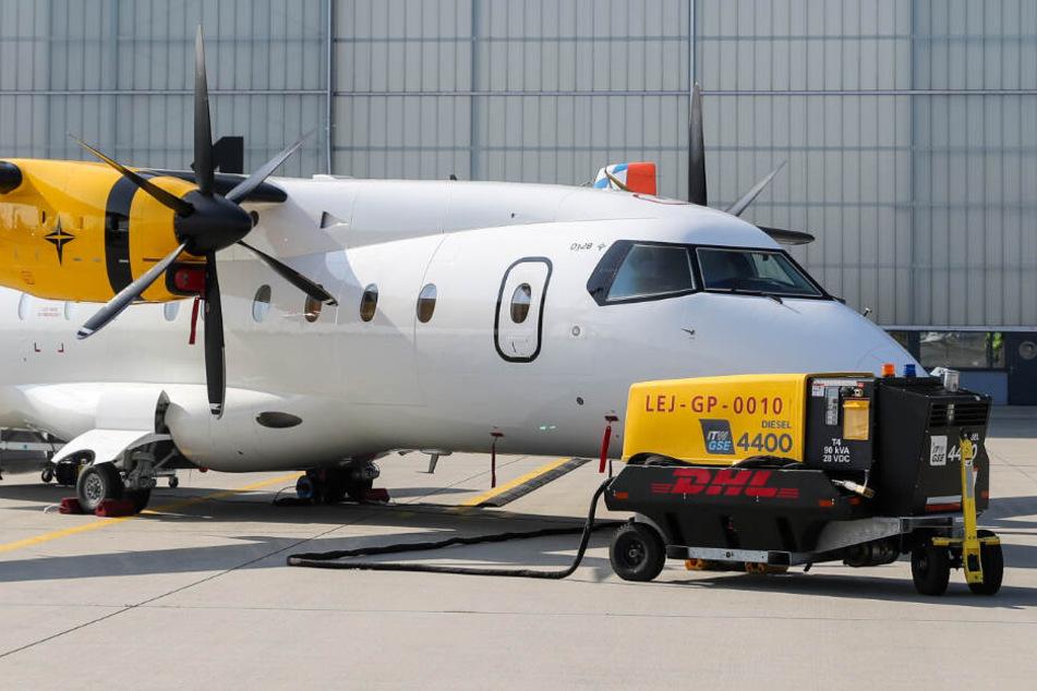 Propellerflieger Dornier 328: US-Unternehmen will Neuauflage am Flughafen Leipzig/Halle bauen
