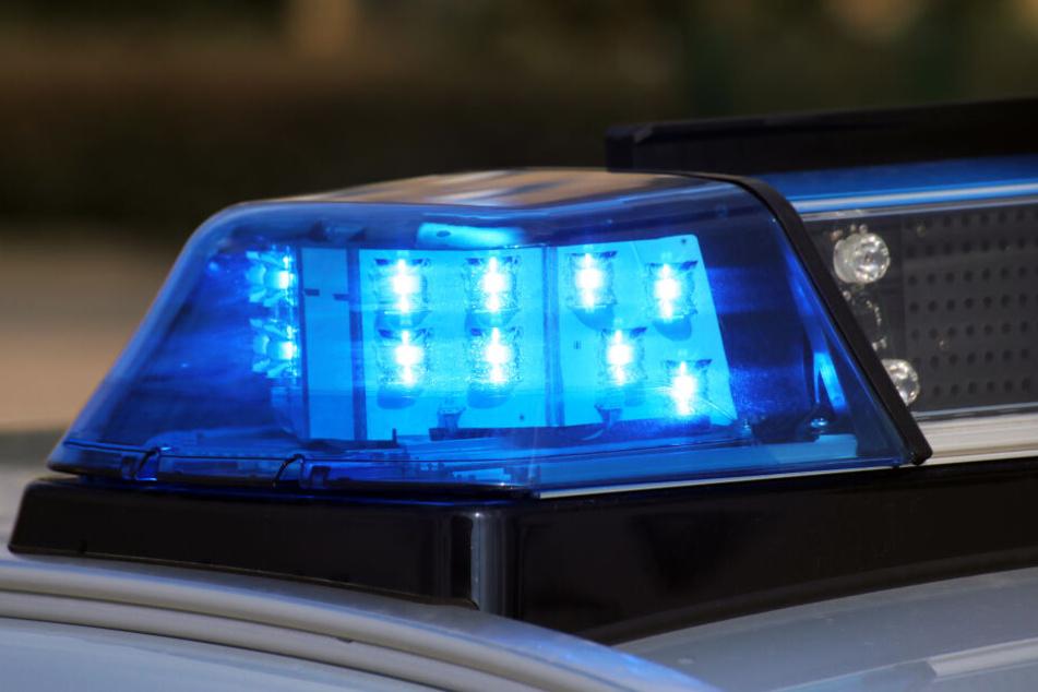 Die Polizei musste einschreiten, nachdem sich knapp 200 Menschen in der Mehrzweckhalle geprügelt hatten (Symbolbild).