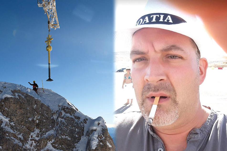 Hitlergruß auf Zugspitze - AfD-Mann kandidiert nicht
