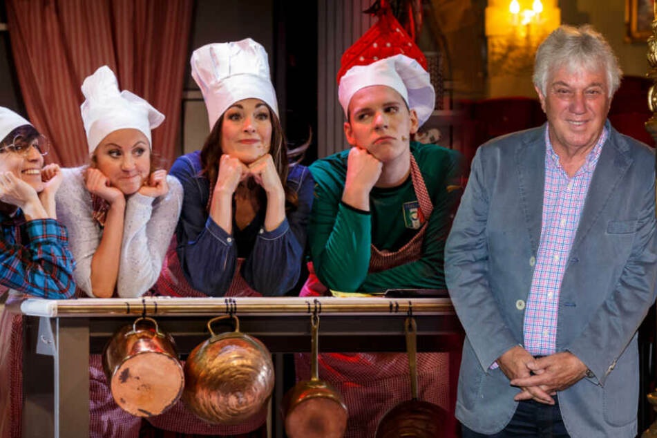 Musical In Der Weihnachtsbäckerei