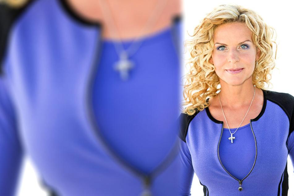 Victoria Herrmann (50) moderiert ab Juni für den ElbePark-Sender MyTVplus.