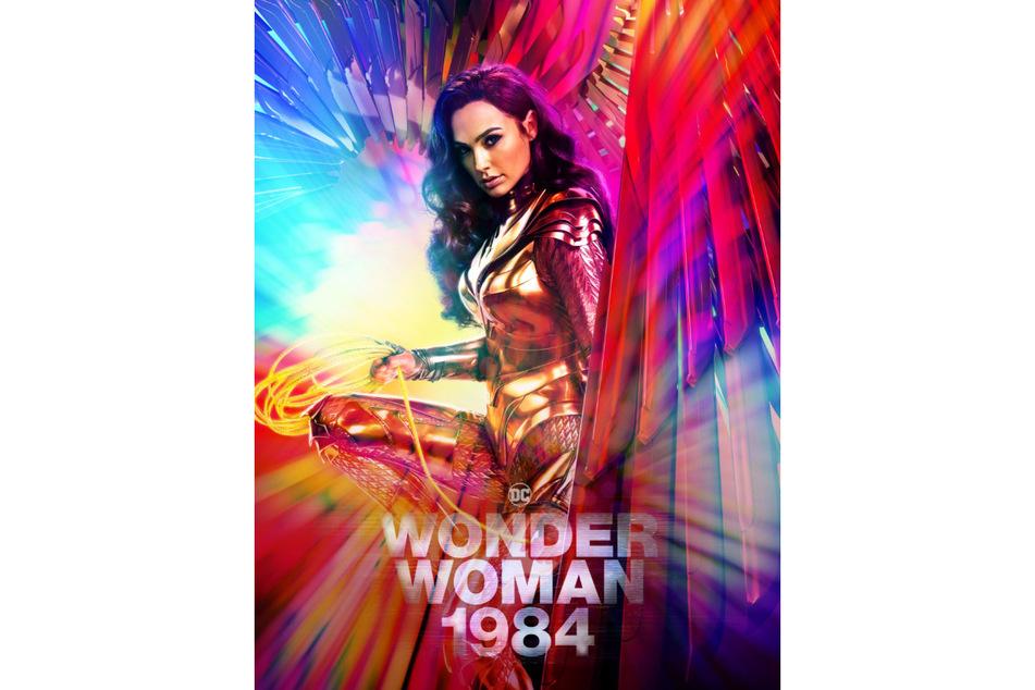 """Ab dem 18. Februar ist """"Wonder Woman 1984"""" auf Sky abrufbar."""