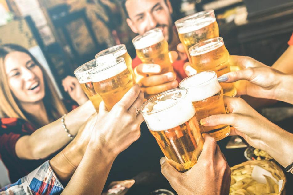 Ein Prost auf die Gesundheit? So einfach ist das beim Bier definitv nicht.