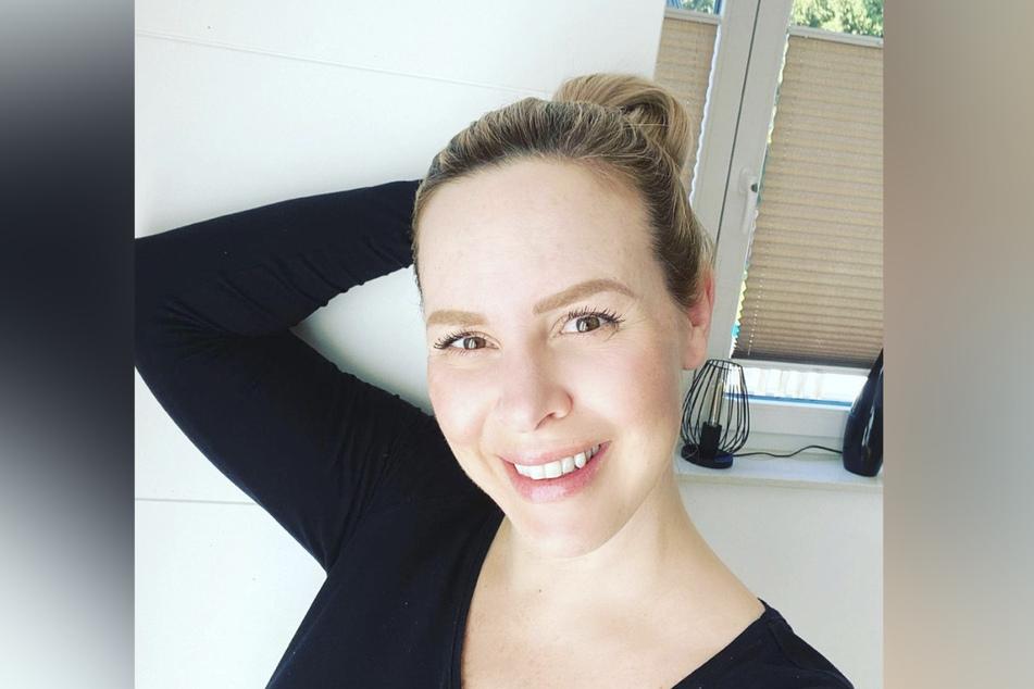 Isabel Edvardsson (38) meldet sich auf Instagram zurück.