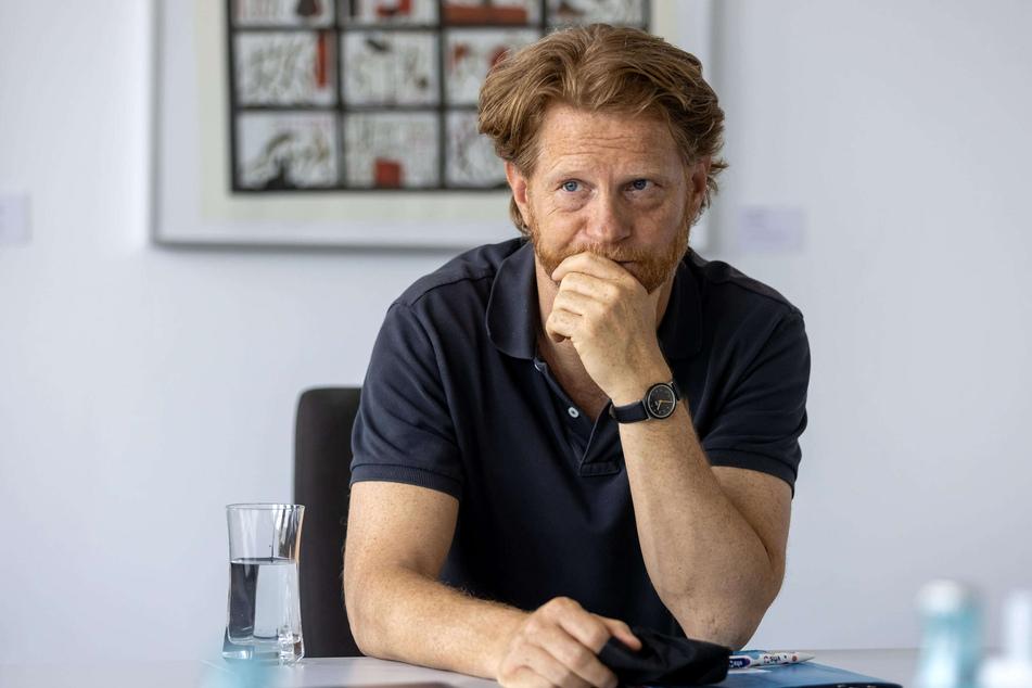 Seit August 2015 leitet Michael Stötzer das Dezernat 6 für Stadtentwicklung und Bau.