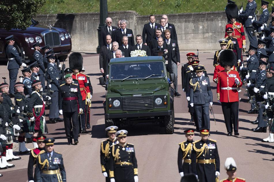 Jetzt entscheiden Prinz William und Charles über die Zukunft der Royals