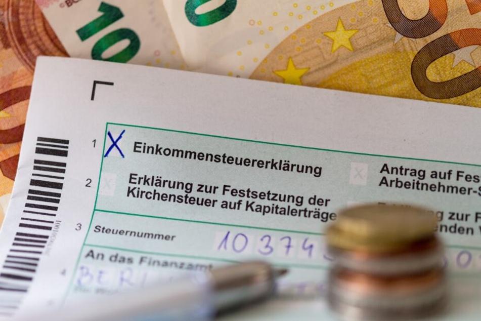 Betroffene Steuerzahler können sich das Geld zurückholen. (Symbolbild)