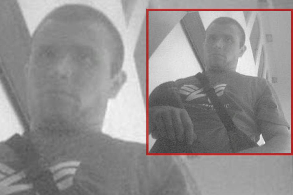 Nach diesem Mann mit kurzen Haaren sucht die Polizei im Harz. Kennt Ihr ihn?