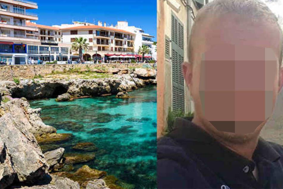 Der 28-Jährige hatte in den Rheinterrassen auf Mallorca gearbeitet. Im August 2017 verschwand er.