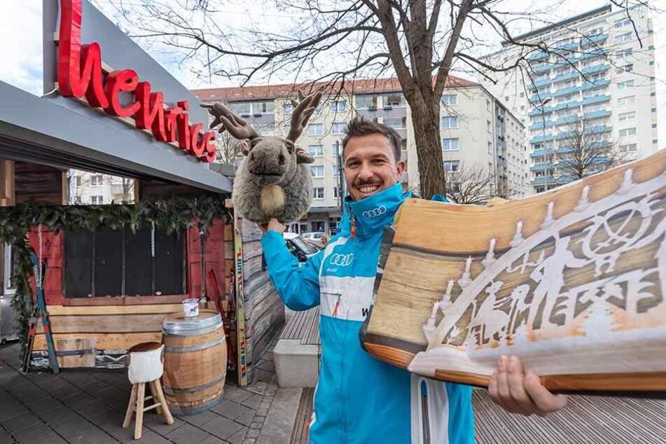 Après-Ski-Hits, Cocktails: So feiert Chemnitz Weihnachten!