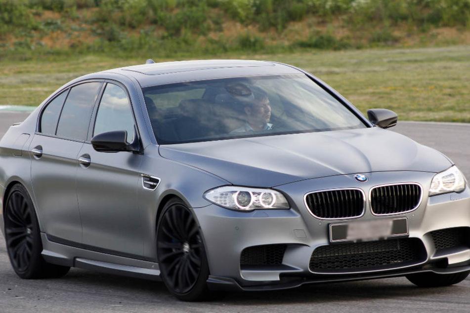 Ein 18-jähriger BMW-Fahrer ist für den unrühmlichen Rekord verantwortlich. (Symbolbild)
