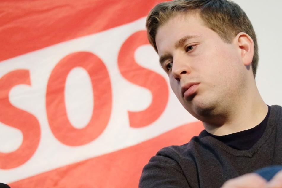 Im Stammland der SPD gilt es für Kühnert, den größten Landesverband der Genossen zu überzeugen.