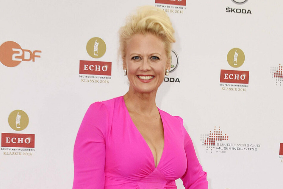 Barbara Schöneberger (42) kann sich auch ungeschminkt sehen lassen.