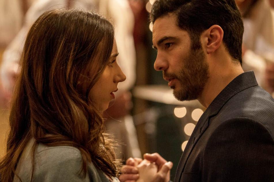 Clara (Zoe Kazan) und Marc (Tahar Rahim) mussten beide in ihrem Leben viel durchmachen.