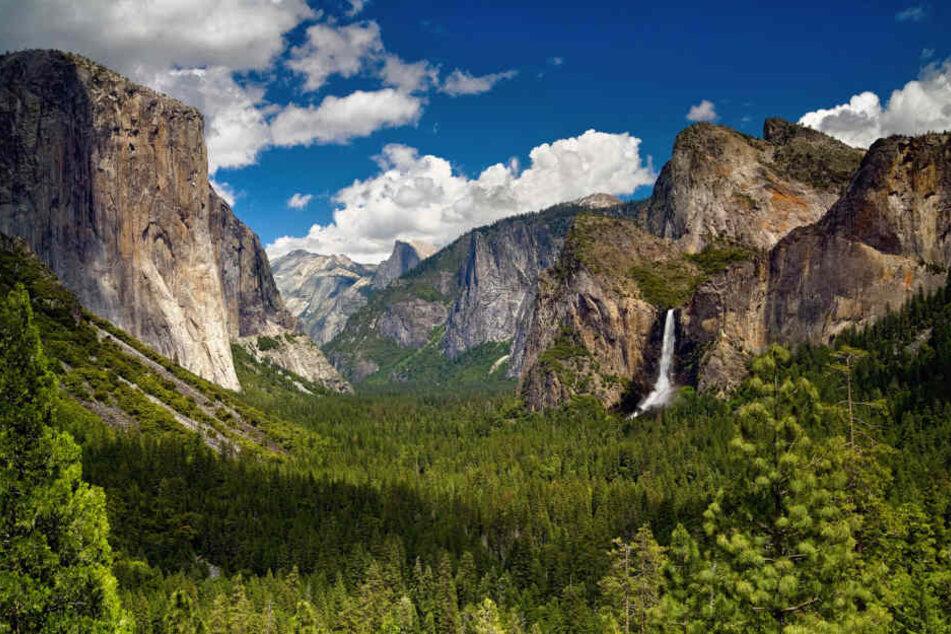 Die drei deutschen Urlauberinnen sind schwer verletzt nahe des Yosemite-Nationalparks aufgefunden worden.