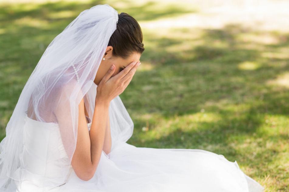 Vor der Hochzeit erfuhr die Frau, dass ihr Freund fremdgeht.