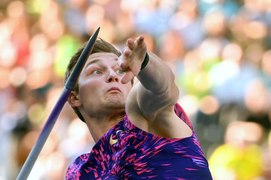 Olympiasieger und mehrfacher Deutscher Meister: Thomas Röhler ist sicherlich ein Ausnahmesportler aus der Region.