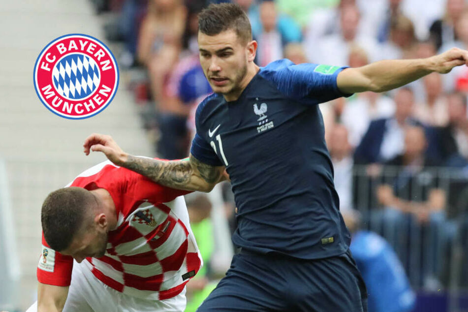Bayerns Rekord-Neuzugang Lucas Hernández: So lief die Knie-Operation