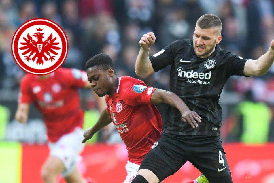 Bangen bei Eintracht Frankfurt: Wechselt Ante Rebic doch noch?
